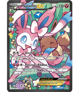Pokemon Sylveon EX - Generations - RC32/RC32