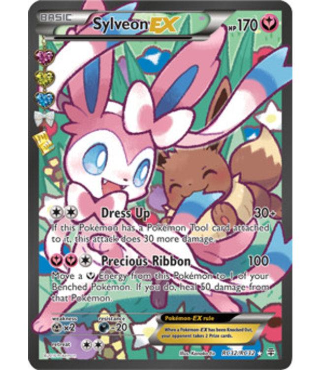 Pokemon Sylveon EX - Generations - RC32/RC32
