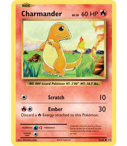 Pokemon Charmander - Evol. - 9/108 - Reverse