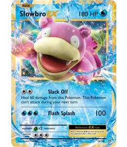 Pokemon Slowbro EX - Evol. - 26/108