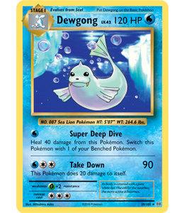 Pokemon Dewgong - Evol. - 29/108