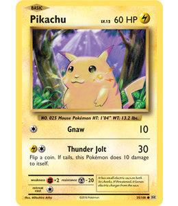 Pokemon Pikachu - Evol. - 35/108 - Reverse