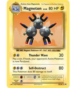 Pokemon Magneton - Evol. - 38/108