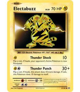 Pokemon Electabuzz - Evol. - 41/108 - Reverse