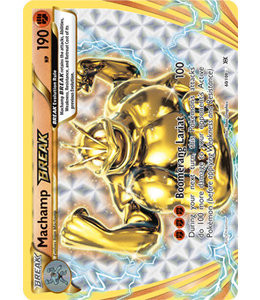 Pokemon Machamp BREAK - Evol. - 60/108
