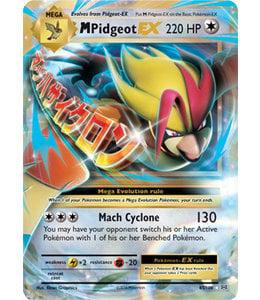 Pokemon Mega Pidgeot EX - Evol. - 65/108