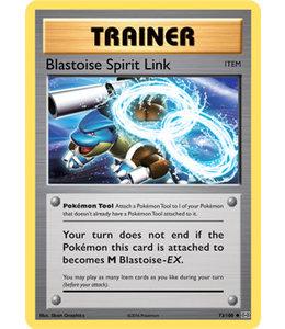 Pokemon Blastoise Spirit Link - Evol. - 73/108