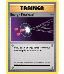 Pokemon Energy Retrieval - Evol. - 77/108