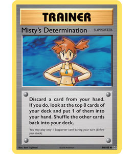 Pokemon Mistys Determination - Evol. - 80/108