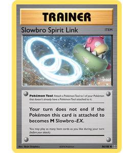 Pokemon Slowbro Spirit Link - Evol. - 86/108 - Reverse