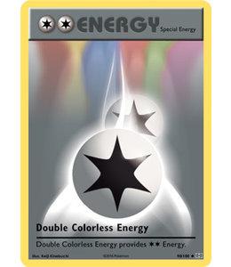 Pokemon Double Colorless Energy - Evol. - 90/108 - Reverse