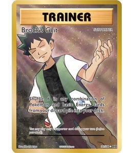 Pokemon Brocks Grit - Evol. - 107/108
