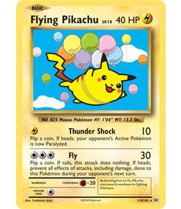 Pokemon Flying Pikachu - Evol. - 110/108