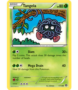 Pokemon Tangela - XY StSi - 1/114