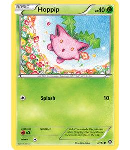 Pokemon Hoppip - XY StSi - 3/114