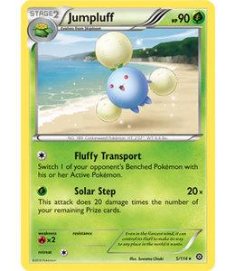 Pokemon Jumpluff - XY StSi - 5/114 - Reverse