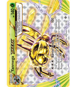 Pokemon Yanmega BREAK - XY StSi - 8/114