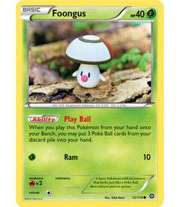 Pokemon Foongus - XY StSi - 12/114