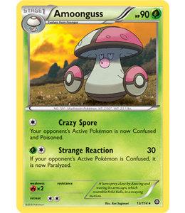 Pokemon Amoonguss - XY StSi - 13/114