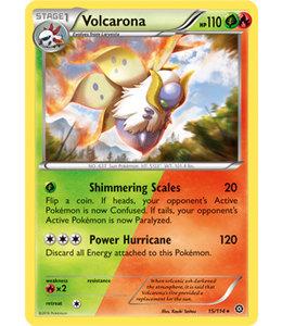 Pokemon Volcarona - XY StSi - 15/114 - Reverse