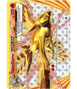 Pokemon Talonflame BREAK - XY StSi - 21/114