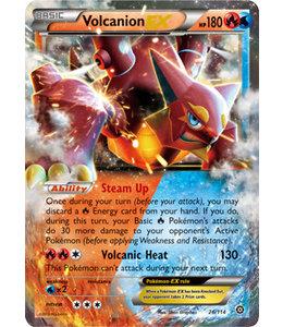 Pokemon Volcanion EX - XY StSi - 26/114