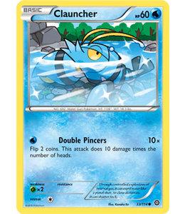 Pokemon Clauncher - XY StSi - 33/114 - Reverse