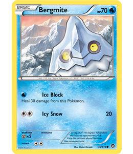 Pokemon Bergmite - XY StSi - 36/114 - Reverse
