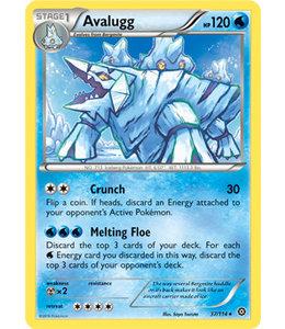 Pokemon Avalugg - XY StSi - 37/114