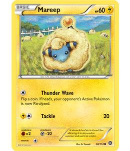 Pokemon Mareep - XY StSi - 38/114