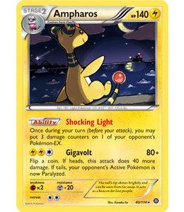 Pokemon Ampharos - XY StSi - 40/114 - Reverse