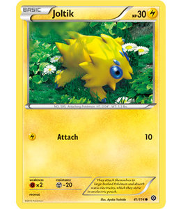 Pokemon Joltik - XY StSi - 41/114