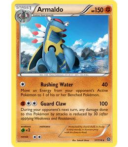 Pokemon Armaldo - XY StSi - 57/114 - Reverse