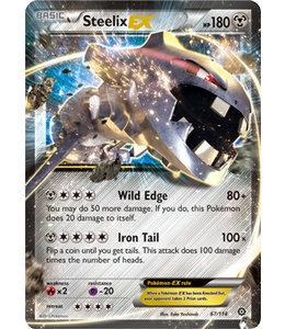 Pokemon Steelix EX - XY StSi - 67/114