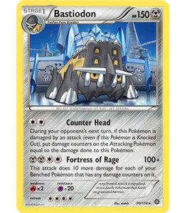 Pokemon Bastiodon - XY StSi - 70/114 - Reverse