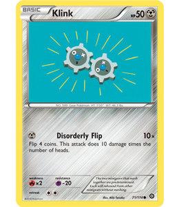 Pokemon Klink - XY StSi - 71/114 - Reverse