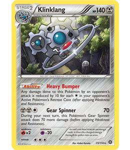 Pokemon Klinklang - XY StSi - 73/114
