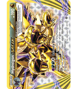 Pokemon Hydreigon BREAK - XY StSi - 87/114