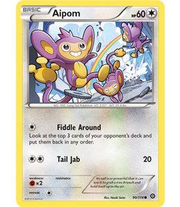 Pokemon Aipom - XY StSi - 90/114 - Reverse