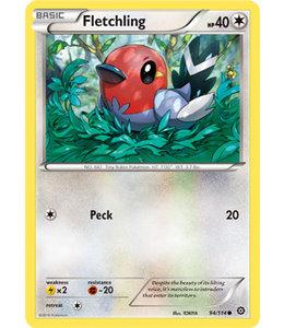 Pokemon Fletchling - XY StSi - 94/114 - Reverse