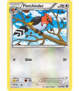 Pokemon Fletchinder - XY StSi - 95/114
