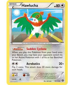 Pokemon Hawlucha - XY StSi - 97/114