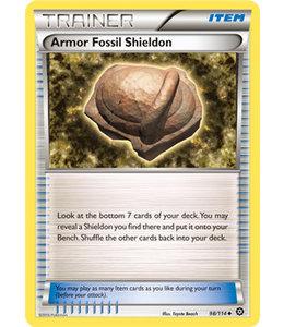 Pokemon Armor Fossil Shieldon - XY StSi - 98/114