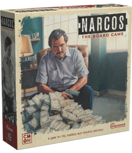Enigma Narcos The Board Game