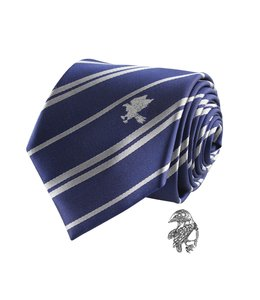 Cinereplicas Harry Potter Tie & Metal Pin Deluxe Box Ravenclaw