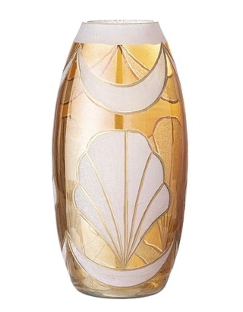Multicoloured vase