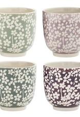 Tea cup bloesem