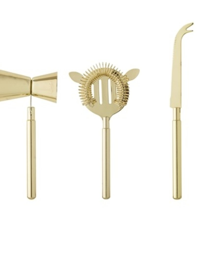 Cocktail set of 3