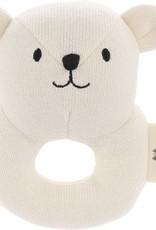 Mini bear rattle