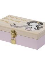 Jewelry box mermaid